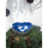 Szívecske - karácsonyi