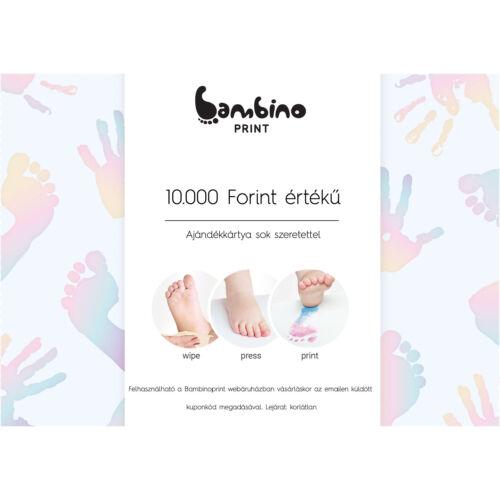 Ajándékkártya - 10000 forint