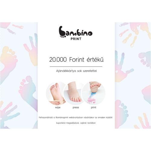 Ajándékkártya - 20000 forint