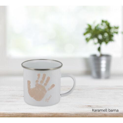 Retro bögre szürke / Retro mug