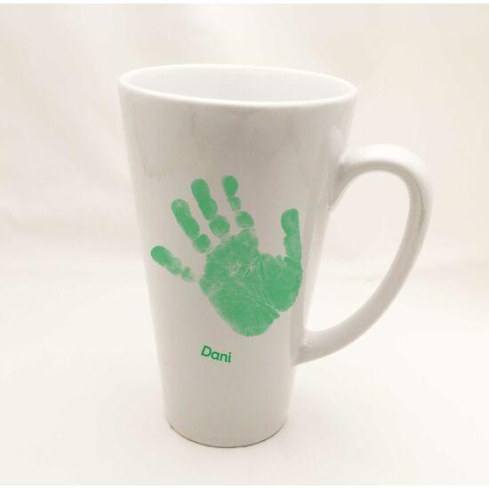Nagy latte bögre / Big latte mug
